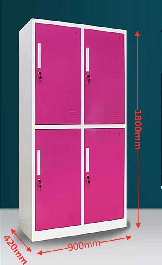 4-Door Locker