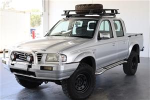 2006 Mazda B4000 BRAVO SDX (4x4) B4000 M