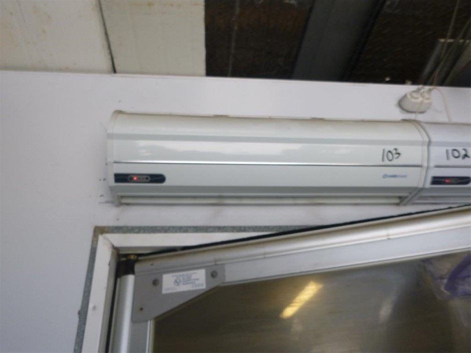 Cold Shed Wall Mounted Aircon Unit