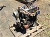 Kubota 3 Cylinder Diesel Engine Mounted on Frame