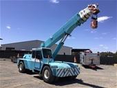 Franna Cranes, Forklifts & Tow Tug - SA