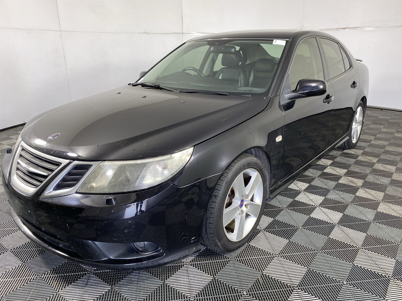 2007 Saab 9-3 Vector 2.0T Manual Sedan