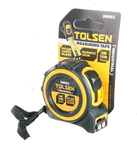 6 x TOLSEN 3M Measuring Tapes, with 25mm