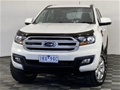 2017 Ford EVEREST AMBIENTE 4WD UA T/Dsl Auto 7 Seats Wgn