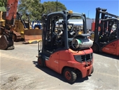 Unreserved Ex Fleet Forklift & Access Clearance Sale