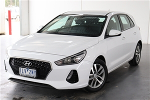 2017 Hyundai i30 Active PD Automatic Hat