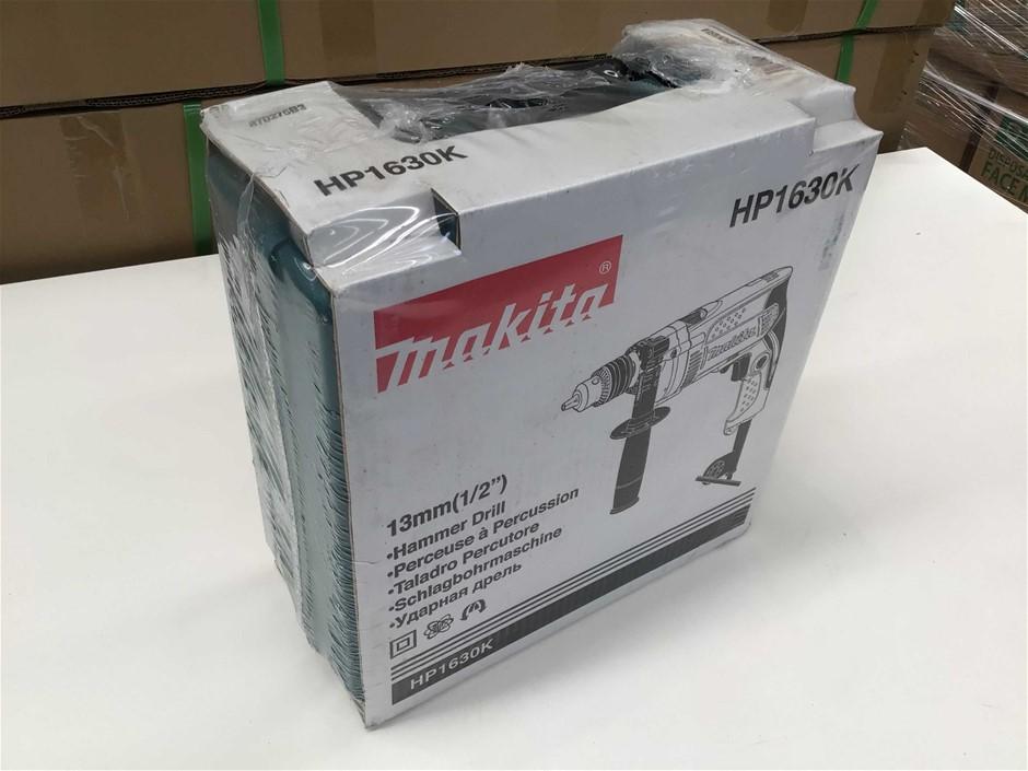Makita HP1630K Corded Hammer Drill