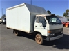 1992 Toyota DYNA 300 4x2 Pantech Truck (See Grays Note)