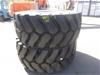 2x Michelin 26.5R25 Earthmoving Tyres