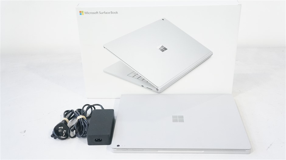 Microsoft Corporation Surface Book 13.5-inch Notebook