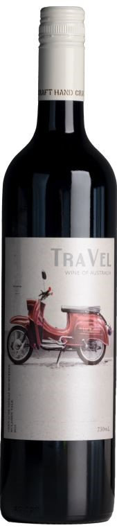 Travel GSM 2013 (6 x 750mL) McLaren Vale, SA. Cork closure.
