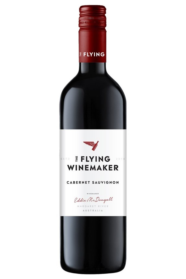 The Flying Winemaker Cabernet Sauvignon 2019 (12 x 750mL) Margaret River