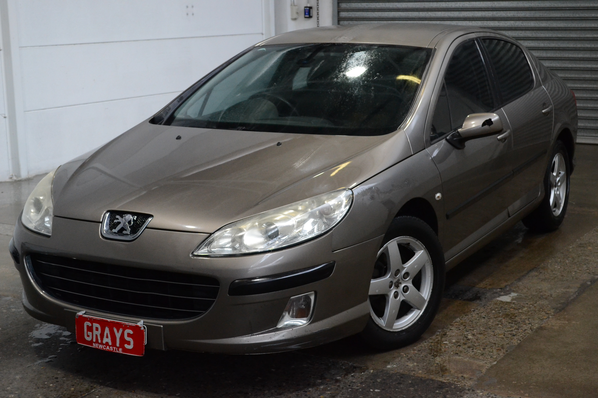 2006 Peugeot 407 SR HDI Comfort Turbo Diesel Manual Sedan