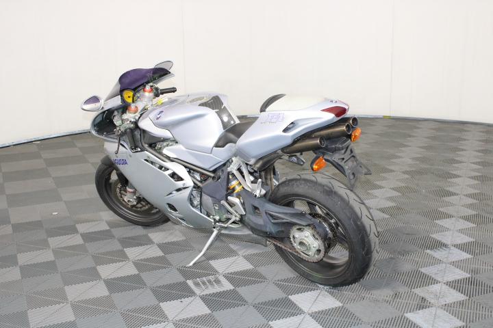 2002 MV Augusta F4S 750 Evo II Motor Bike