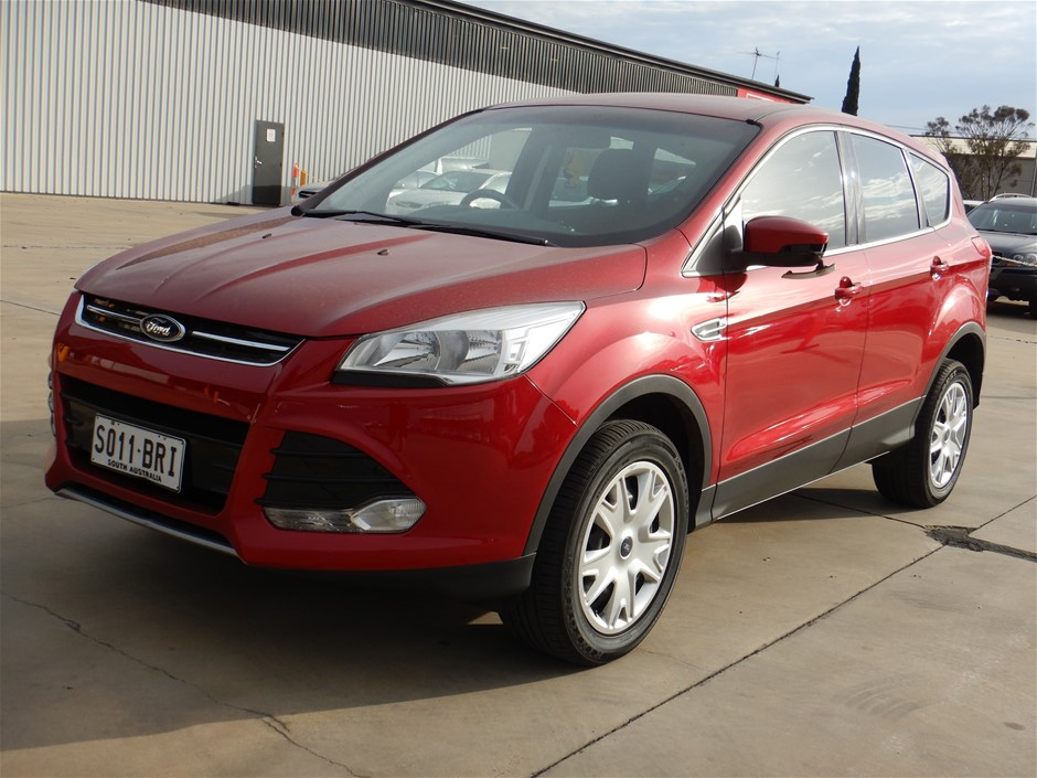 2015 Ford Kuga AMBIENTE FWD TF II Automatic Wagon (WOVR-INSPECTED)