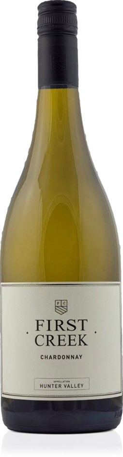 First Creek Hunter Valley Chardonnay 2018 (12x 750mL), Hunter Valley, NSW