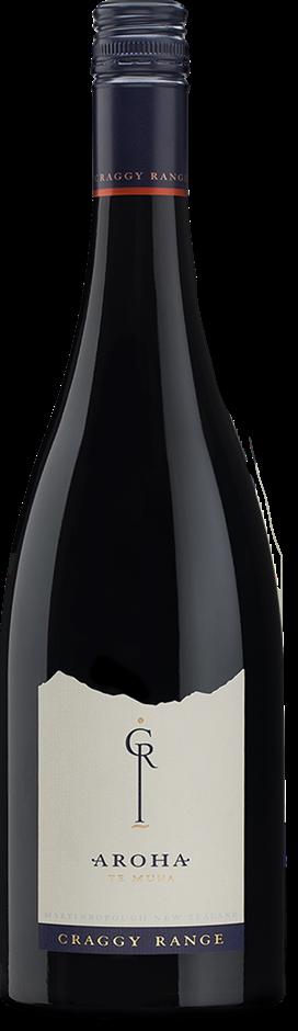 Craggy Range Aroha Pinot Noir 2018 (6x 750mL), NZ