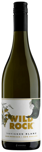 Wild Rock Marlborough Sauvignon Blanc 2020 (12x 750mL), Marlborough, NZ