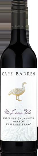 Cape Barren Cabernet Merlot Franc 2018 (12x 750mL), McLaren Vale