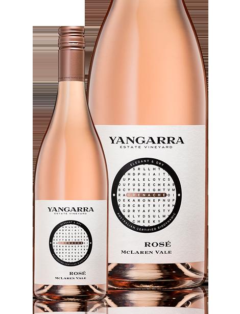 Yangarra Grenache Rose 2020 (6x 750mL), McLaren Vale, SA