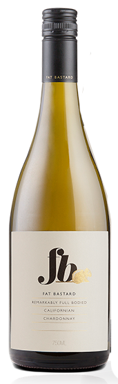 Fat Bastard Chardonnay 2018 (12x 750mL), California