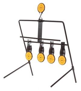 Metal Rotary Shooting Reset Target Frame