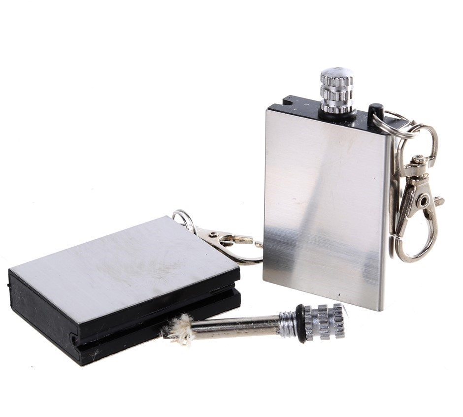 2 x Mini Key Chain Fire Lighters. Buyers Note - Discount Freight Rates Appl