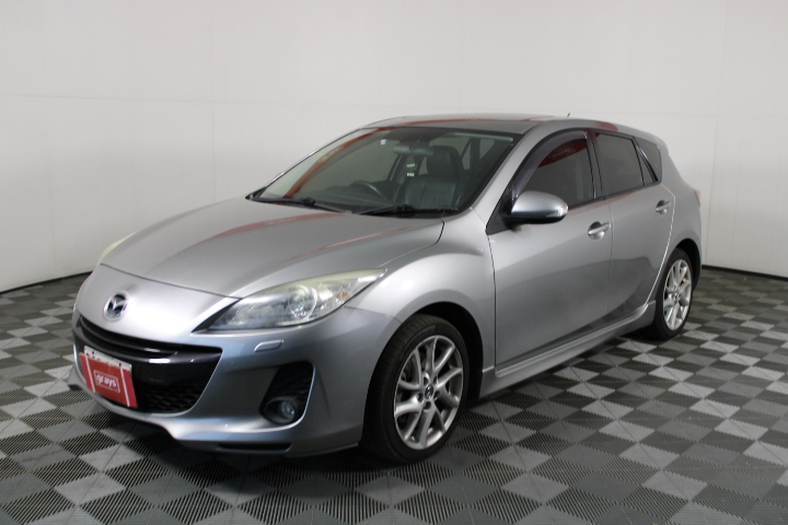 2012 Mazda 3 SP25 5D Hatch
