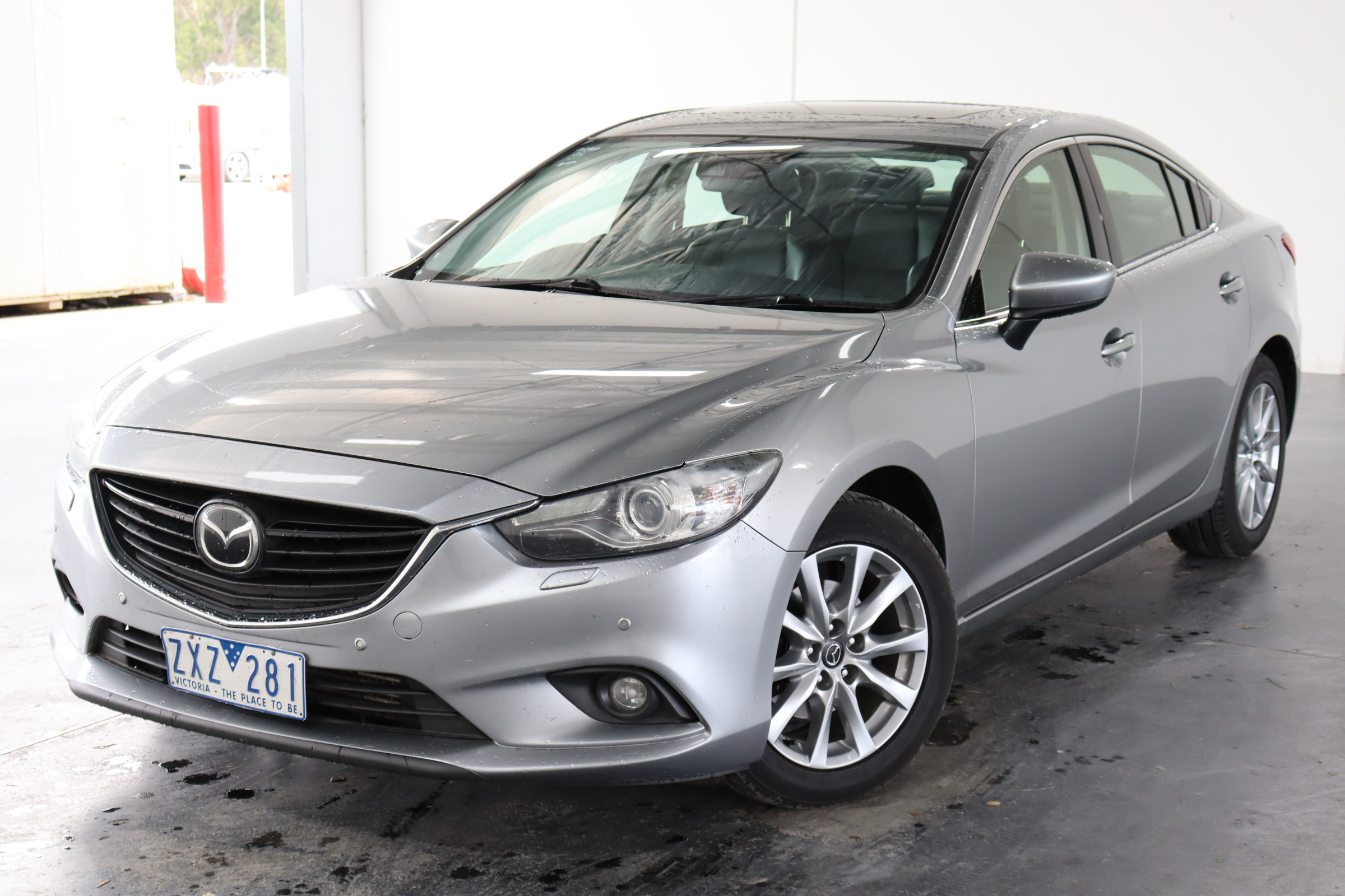 2012 Mazda 6 Atenza GJ Turbo Diesel Automatic Sedan