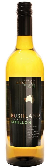 Bushland Semillon 2019 (12 x 750mL) Hunter Valley, NSW