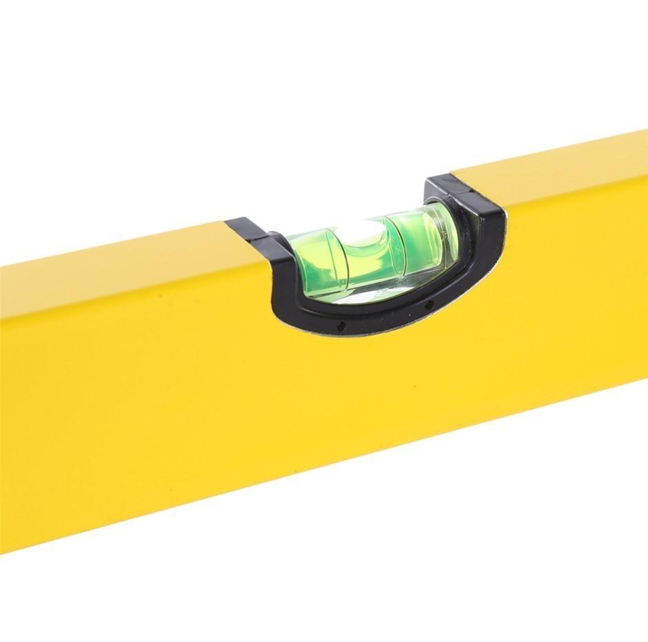 STANLEY 150cm Classic Boxed Level c/w 3 x Vials, Aluminium Buyers Note - Di