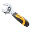 TOLSEN Stubby Adjustable Wrench 165mm. Buyers Note - Discount Freight Rates