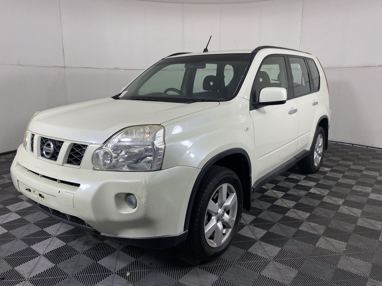 2008 Nissan X-Trail TS (4x4) T31 Turbo Diesel Automatic Wagon
