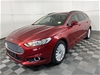 2016 Ford Mondeo Trend MD Turbo Diesel Automatic Wagon