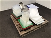 Qty x Plastic Storage Tubs & Trays