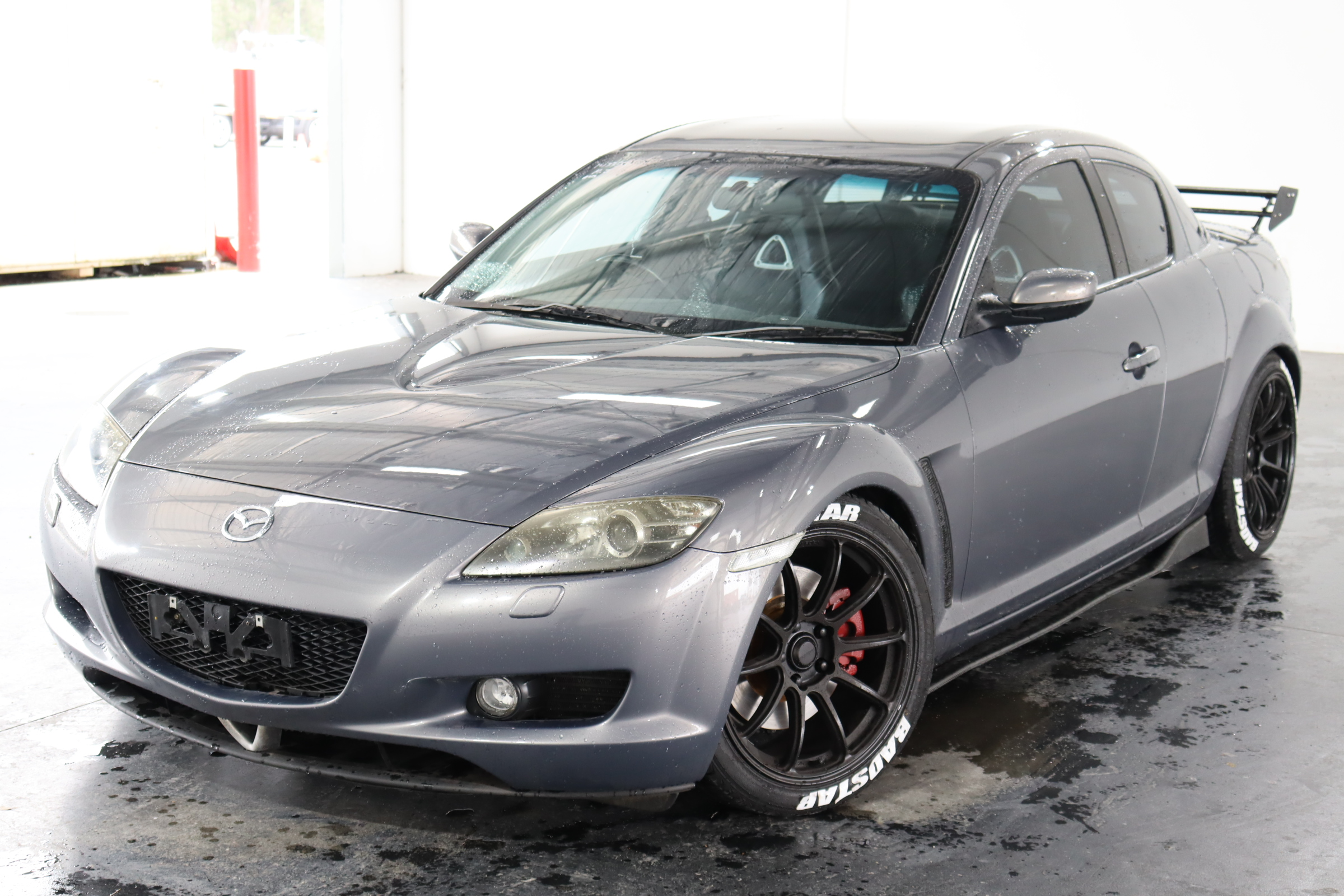 2006 Mazda RX-8 Manual Coupe