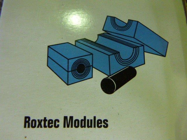 Quantity of Roxtec Modules