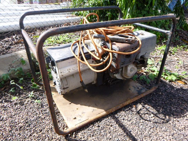 Zanardi Welder / Generator
