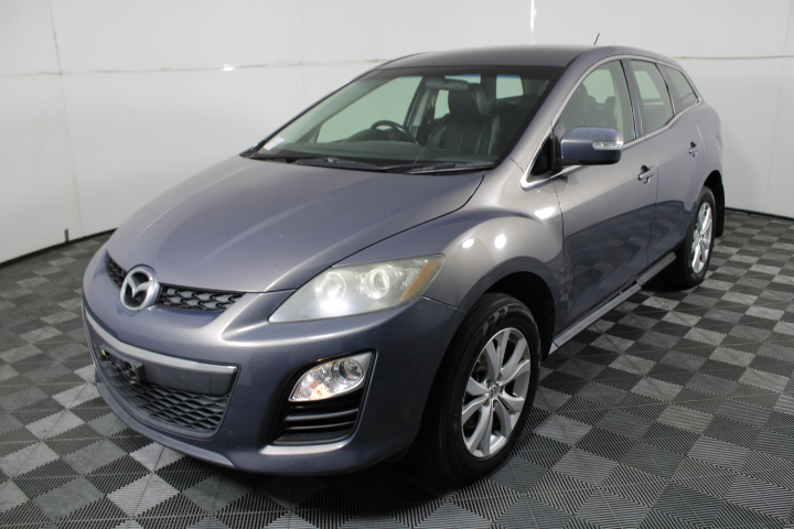 2010 Mazda CX-7 Diesel Sports (4x4) Turbo Diesel Manual 7 Seats Wagon