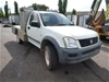2004 Holden Rodeo RA RWD Automatic Ute