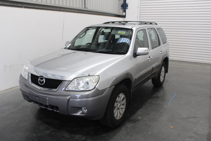 2006 Mazda Tribute Luxury Automatic Wagon, 136,006km
