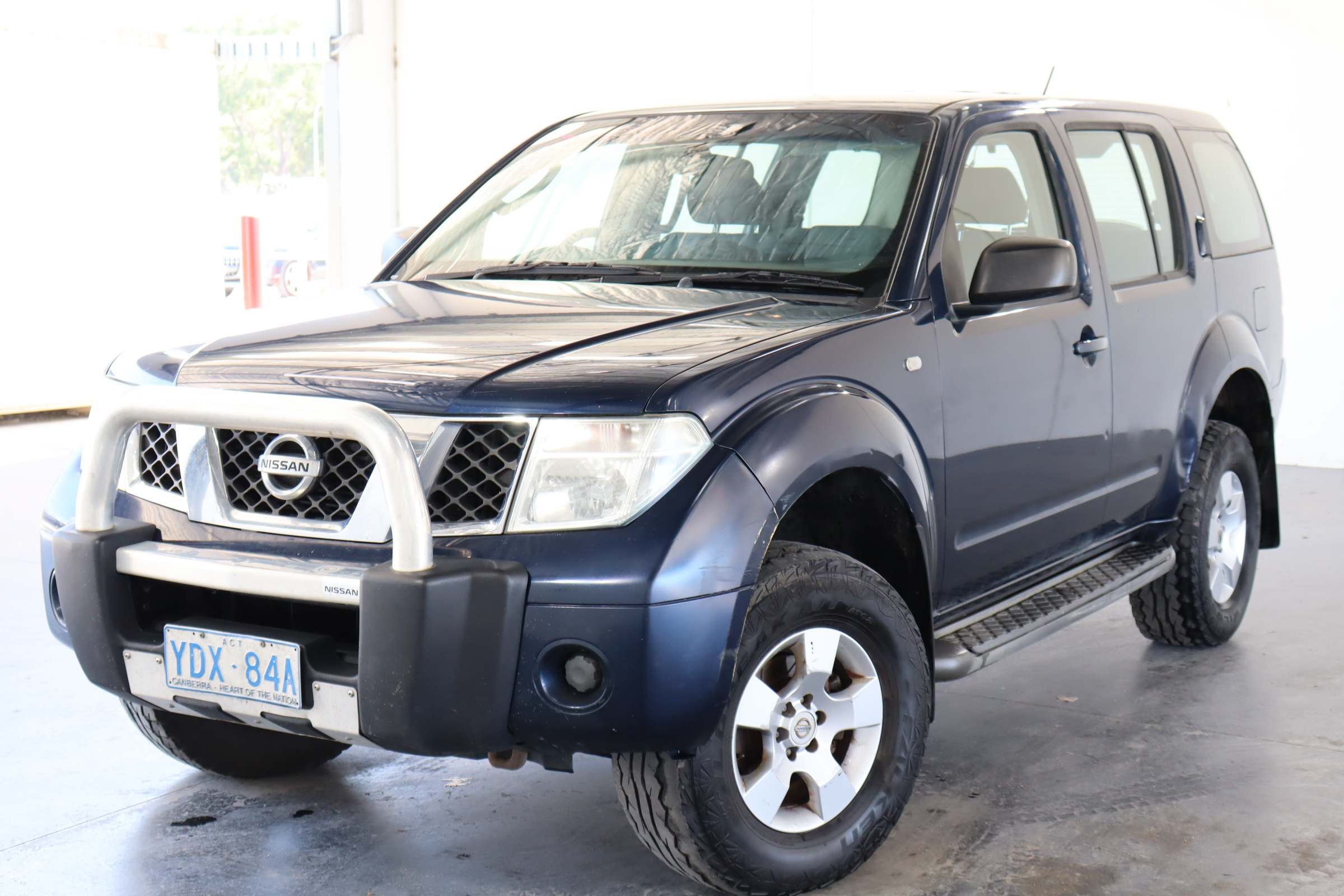 2006 Nissan Pathfinder ST (4x4) R51 Manual 7 Seats Wagon
