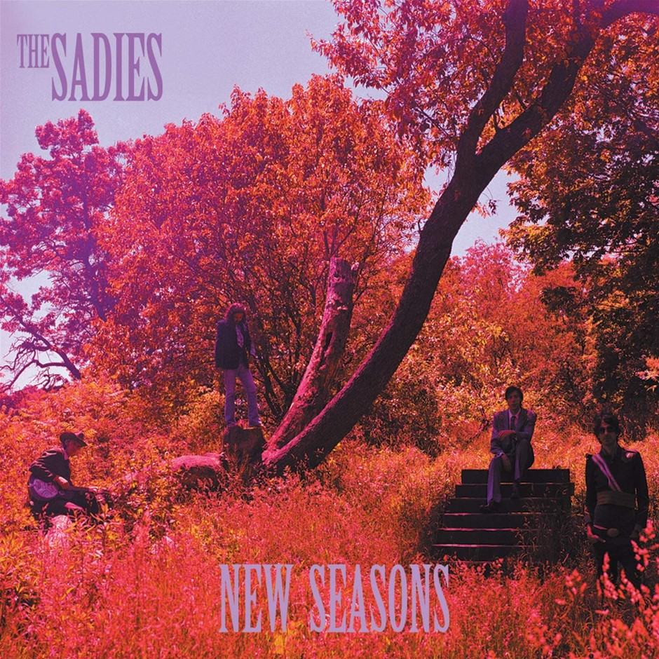 SADIES ``New Seasons`` Audio CD. Buyers Note - Discount Freight Rates Apply