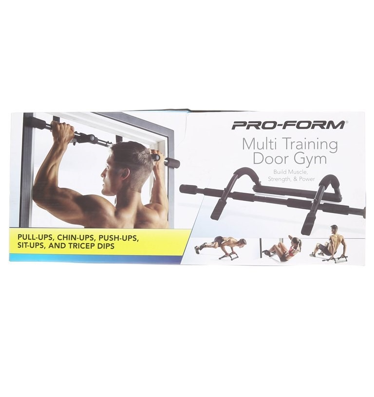 PRO-FORM Multi Training Door Gym. Buyers Note - Discount Freight Rates Appl