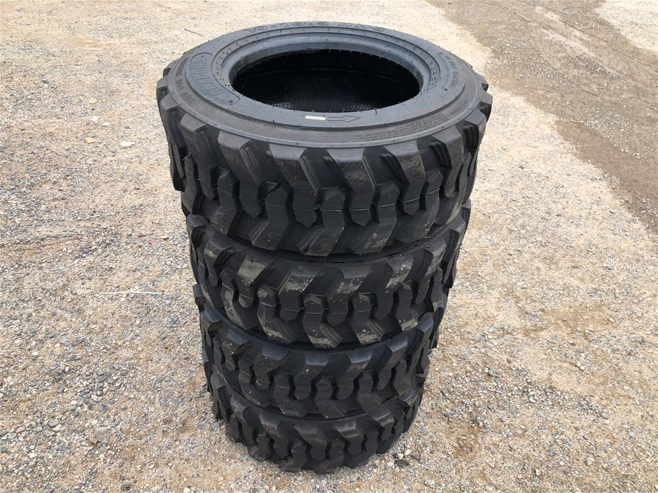 Unused Skid Steer Tyres
