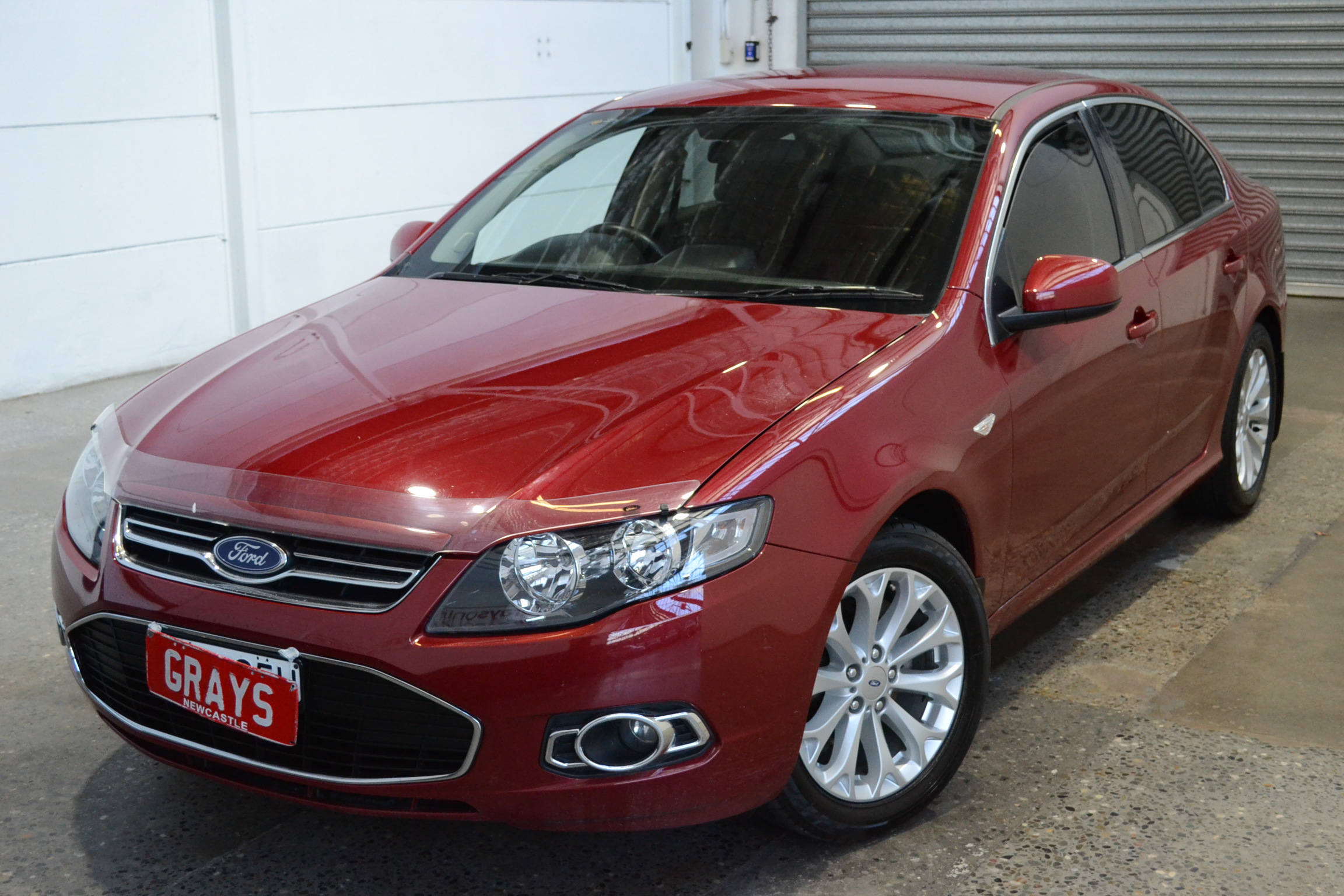 2013 Ford Falcon G6 FG II Automatic Sedan