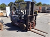 Nichiyu FB25PN Container Mast Electric Forklift (See Grays Note)