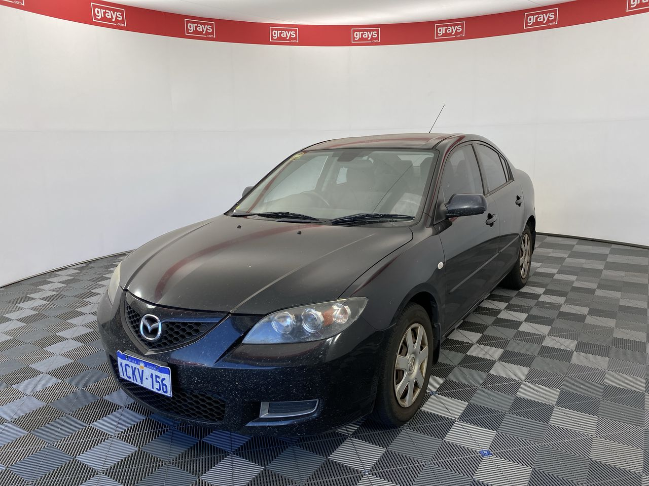 2007 Mazda 3 Neo BK Automatic Sedan