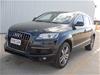 2011 Audi Q7 3.0 TDI quattro Turbo Diesel Automatic - 8 Speed 7 Seats Wagon