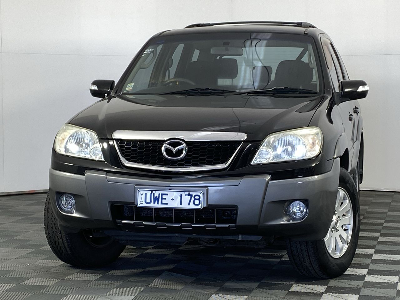 2007 Mazda Tribute V6 Automatic Wagon